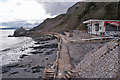 SX9263 : Meadfoot Beach, March 2014 by Richard Dorrell