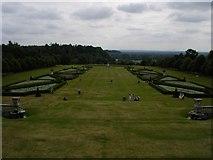 SU9185 : Gardens at Cliveden by DS Pugh