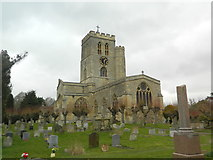 SP7006 : Church of St Mary the Virgin, Thame by John Lord