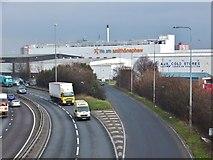 TA0827 : Hessle Road, Kingston upon Hull by Bernard Sharp