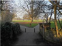 TQ2696 : Victoria Recreation Ground, New Barnet by Paul Bryan