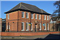 SK7419 : Drill Hall - Asfordby Road by John M