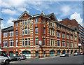 SK3587 : Walsh Court, Trippet Lane, Sheffield by Stephen Richards