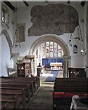 SK8707 : Egleton: St Edmund - interior by John Sutton