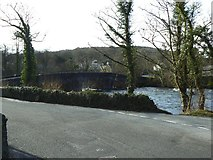SD3686 : Newby Bridge by James Allan