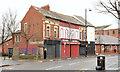 J3373 : Nos 101-107 Sandy Row, Belfast by Albert Bridge