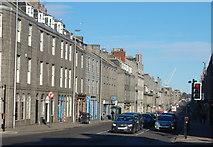 NJ9406 : King Street, Aberdeen by Bill Harrison