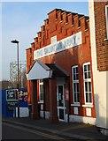 TQ2696 : Salvation Army Church, New Barnet by Paul Bryan