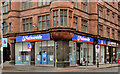 J3373 : The Nationwide Building Society, Belfast (March 2014) by Albert Bridge