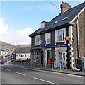 SN7203 : Pontardawe Post Office and Stores by Jaggery