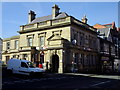 SH8478 : HSBC premises Colwyn Bay by Richard Hoare