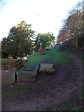 SX9192 : St Bartholomew's Lower Cemetery, Exeter by David Smith