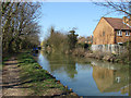 SP4813 : The Oxford Canal by Alan Hunt