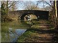SP4813 : Yarnton Road bridge by Alan Hunt