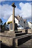 SO9700 : War Memorial, Coates by Philip Halling