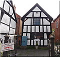 SO7137 : Butcher Row House and Folk Museum, Ledbury by Jaggery