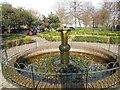 TQ3877 : Water Feature, Greenwich Park by Paul Gillett