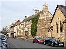 SK8608 : 6 & 8 Mill Street by Alan Murray-Rust