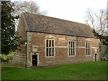 SK8608 : The Old School, Oakham by Alan Murray-Rust