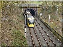 SD8203 : Tram in Heaton Park by David Dixon