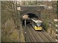 SD8203 : Metrolink, Heaton Park by David Dixon
