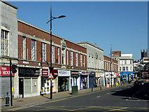 SO9198 : Victoria Street, Wolverhampton by Roger  Kidd