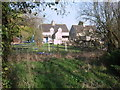 SP2001 : Cottages, Great Lemhill by Vieve Forward