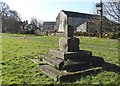 SK0972 : The Butter Cross, King Sterndale by Neil Theasby