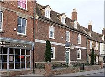 SK8508 : Neville House, 49 High Street by Alan Murray-Rust