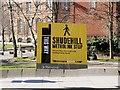 SJ8498 : Walking Route to Shudehill by David Dixon