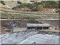 NT4054 : Bridge construction, Heriot by Richard Webb