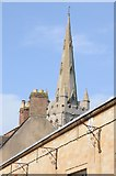 SK8608 : Spire of All Saints by Philip Halling