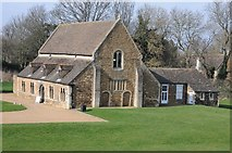 SK8608 : Great Hall, Oakham Castle by Philip Halling