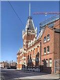 SJ8398 : Gas Board Offices (Arlington House) by David Dixon