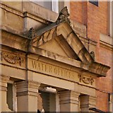 SJ8298 : Water Offices, Salford Town Hall Extension by David Dixon