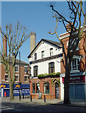 SO9098 : The Clarendon Hotel in Chapel Ash, Wolverhampton by Roger  Kidd