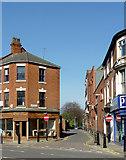 SO9098 : Meadow Street, Wolverhampton by Roger  Kidd