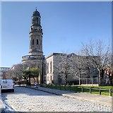 SJ8298 : The Parish Church of St Philip with St Stephen, Bank Street by David Dixon