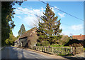 SU4388 : Old Barn, Ardington by Des Blenkinsopp