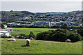 SN5981 : Across Aberystwyth by Ian Capper