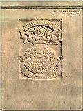 SJ8298 : Lancashire Fusiliers Boer War Memorial (detail) by David Dixon