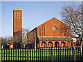 NY4053 : St Margaret Mary's Catholic Church, Upperby by Rose and Trev Clough