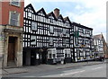 SO7137 : The Feathers Hotel, Ledbury by Jaggery