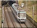 SD8203 : Metrolink at Heaton Park by David Dixon