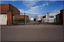 SO6401 : Empty Industrial buildings by jeff collins