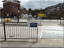 SJ9495 : Authorised Crossing Point by Gerald England