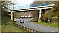 J4569 : Flyover, Comber bypass - March 2014(1) by Albert Bridge