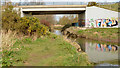 J4668 : The Marsh Bridge, Comber (March 2014) by Albert Bridge