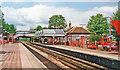 SP8901 : Great Missenden station, 1995 by Ben Brooksbank