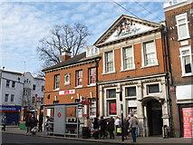 TQ3296 : Enfield Post Office, Church Street, EN2 (2) by Mike Quinn